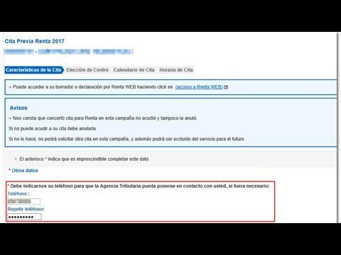 Renta 2017: ya se puede pedir cita previa para la atenci�n presencial de la Agencia Tributaria