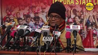 BJP-র নির্বাচন মিটিংএ অজিত ধোবালের উপস্থিতি নিয়ে CPIM-র ইলেকশন কমিশনকে চিঠি