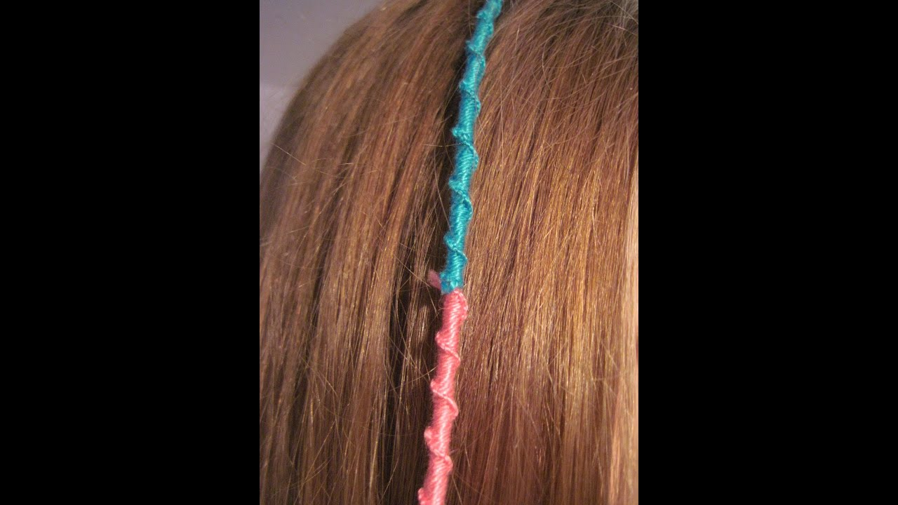 Hair Wrap Tutorial Youtube
