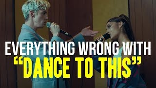"Download Lagu Everything Wrong With Troye Sivan - ""Dance to This ft. Ariana Grande"" Gratis STAFABAND"