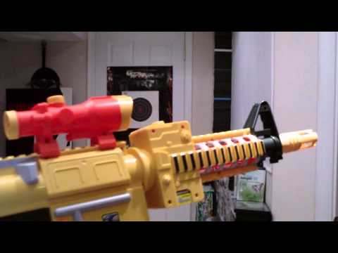 Photon Storm Dart Gun Review