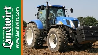 New Holland T7000 AutoCommand und Power Command