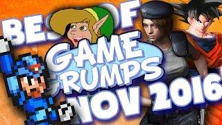 BEST OF Game Grumps - November 2016