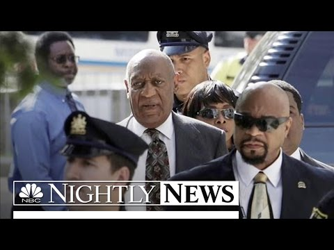 Bill Cosby Ordered To Stand Trial On Sexual Assault Charges | NBC Nightly News