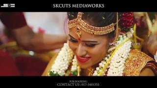 SKCuts   Wedding Ceremony of Puvaneswaran weds Hema Latha   By SKCuts   0175401355