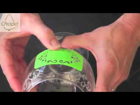 Regalo de boda: grabado en vidrio y decoración de cristal