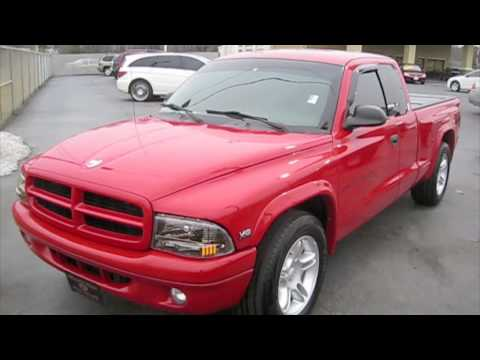 1999 Dodge Dakota RT 5.9 Start Up, Custom Exhaust, and In Depth Tour