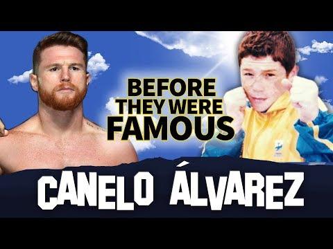 CANELO ALVAREZ   Before They Were Famous   Biography
