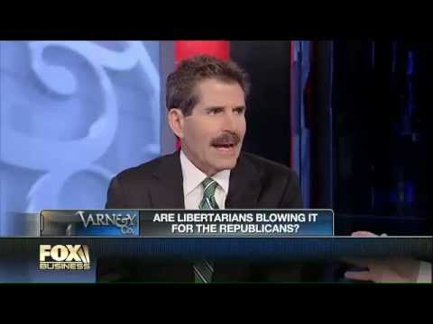 John Stossel: I Hope Rand Paul Is The 2016 Nominee