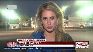 RVs catch fire at Tulsa dealership