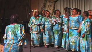 "Cameroon Dance, ExSSA - USA  2008 National Convention - ""Come Join Us Praise The Lord"""
