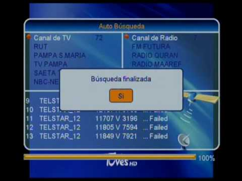canales extra en TV satelital (frecuencias) - Taringa!