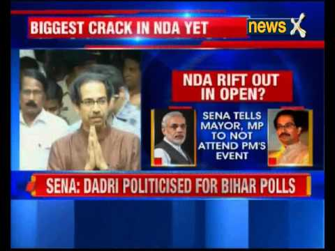 Uddhav Thackeray to skip Modi's events in Mumbai