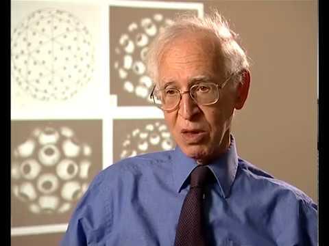 Aaron Klug - Winning the Nobel Prize (82/120)