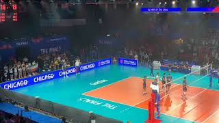 VNL 2019 Finals - Brazil vs Iran