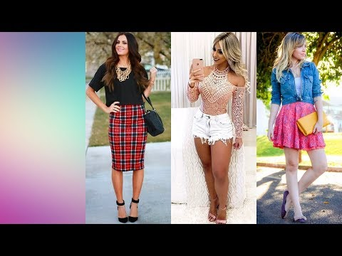 PADRISIMOS OUTFITS DE MODA 2018 / CHIC FASHION DESIGN