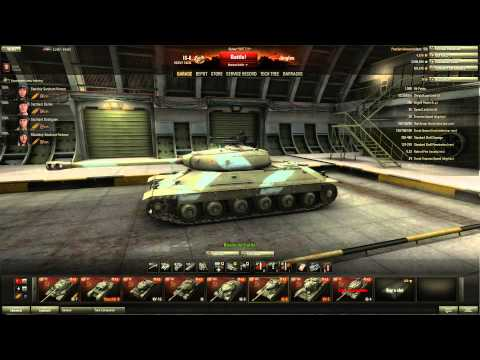 World of Tanks - IS-6 Tier 8 Premium Heavy Tank - Hard As Nails