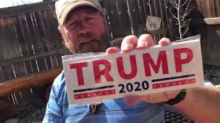 Trump IS your President T-shirt TRUMP 2020 Bumper Stickers