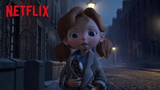 Angela's Christmas | Official Trailer [HD] | Netflix Jr