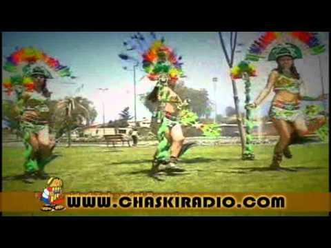 proyeccion de bolivia bailando tobas  musica andina