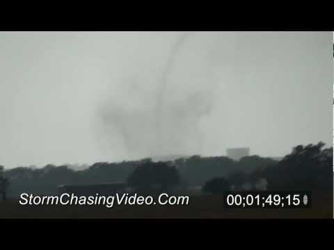 5/24/2011 Fairview, OK Tornado Stock Video Footage