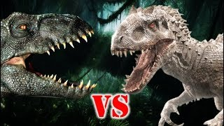 Indoraptor Vs Indominus Rex Who Would Win?