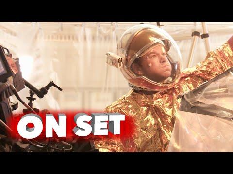 The Martian: Behind The Scenes Movie Broll - Matt Damon, Ridley Scott, Kate Mara