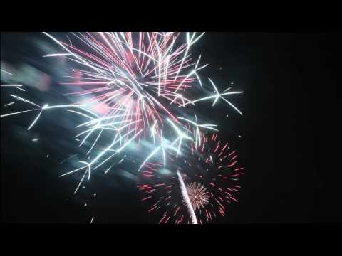 Baltimore Post Fireworks timelapse