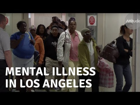 Mental Illness in L.A. - Part 1