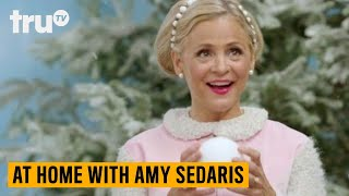 At Home with Amy Sedaris - The Snowman Song | truTV