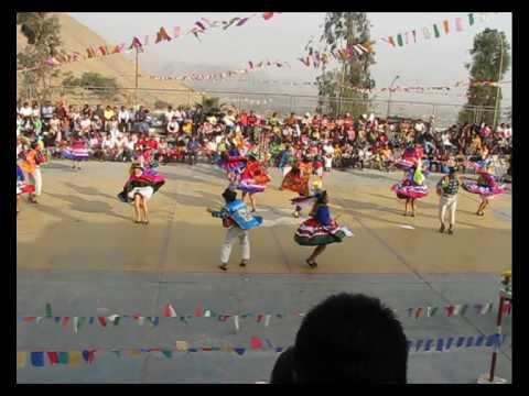 Fiesta Mayor de San Pedro y San Pablo de Colcabamba-Apurímac Concurso en Ñaña MH2006