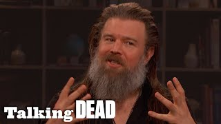 Ryan Hurst Talks about Alpha and Beta's Unique Bond: Talking Dead Season 10 Episode 2