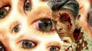 Watch David Bowie Outside video