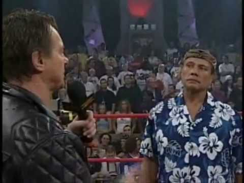 Jimmy Snuka on Roddy Piper's
