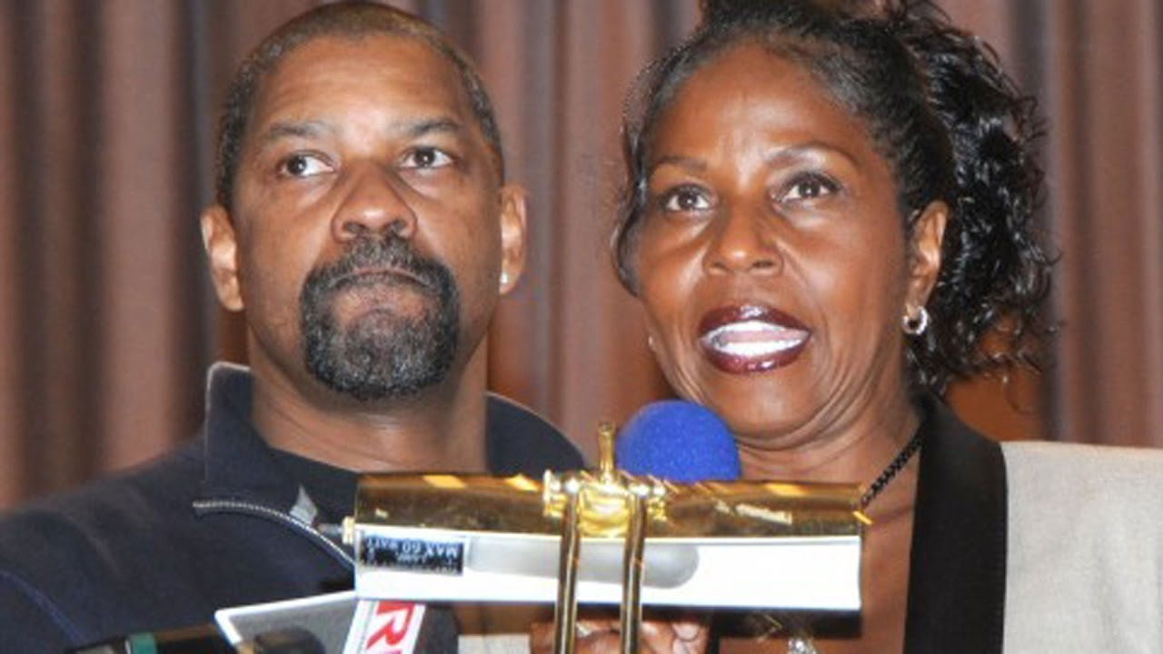 What Many Don't Know About Denzel Washington's Marriage! (VIDEO)