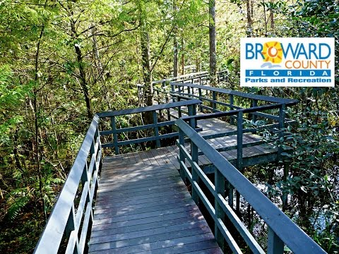 Broward County Parks - Fern Forest Nature Center  Overview - Fort Lauderdale
