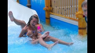 The Best Funny Water Slide Fails - The Best Funny Water Slide Fails 2018 😂😂