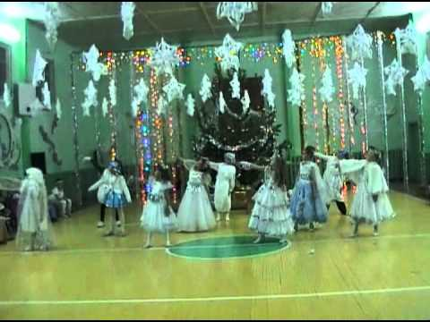 Новый год в школе 2009 - HD(480)