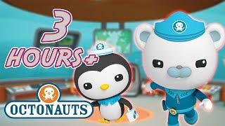 Octonauts - Mega Compilation | Cartoons for Kids | Underwater Sea Education