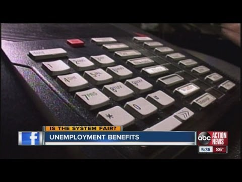 Federal report slams Florida's jobless benefits program, but apparently, no changes have been made