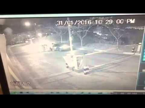 Con inmensas ametralladoras VIDEO de otro secuestro en Caracas ¡PATRIA!