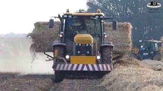 D. E. Keeble Agricultural Contractors - Straw Spreading