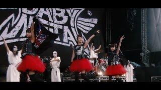 "BABYMETAL - 「Sonisphere Festival 2014」でのライブから""イジメ、ダメ、ゼッタイ(Ijime,Dame,Zettai)""の映像を公開 thm Music info Clip"