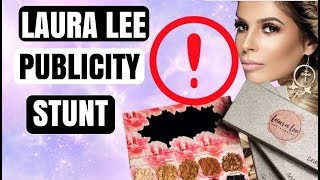 LAURA LEE MAKEUP PUBLICITY