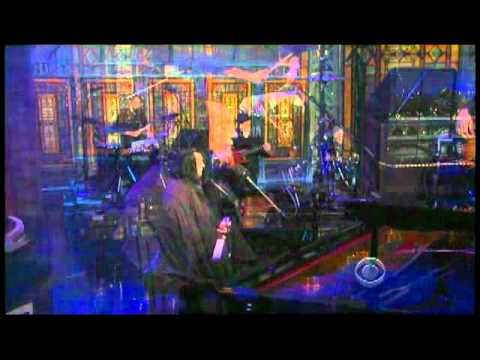 "Antony and the Johnsons - ""Thank You For Your Love"" 10/8 Letterman (TheAudioPerv.com)"