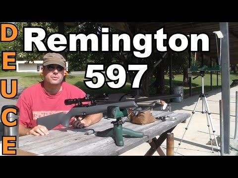 Remington 597 review