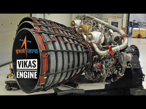 ISRO Vikas Engine - All About ISRO's Upgraded High Thrust Vikas Engine (Hindi)