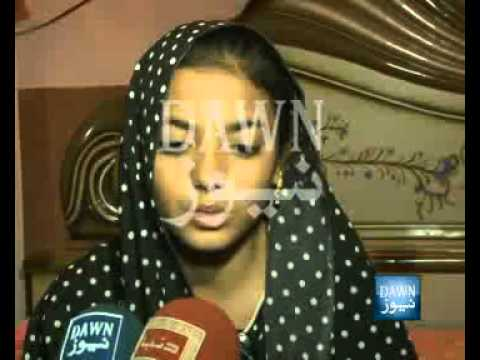 News Package   Minor Iqra Nikah and Arrest Karachi