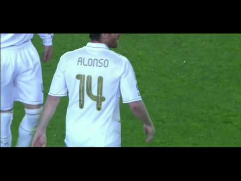 Xabi Alonso vs Barcelona Away HD