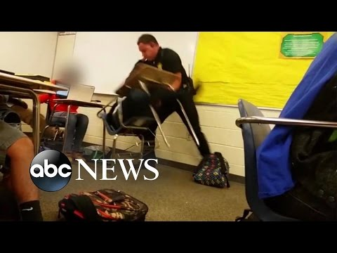 FBI Investigating Classroom Takedown in South Carolina